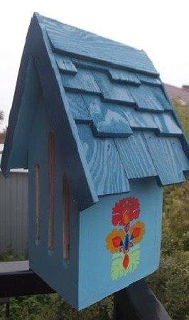 Domek dla motyli FOLK