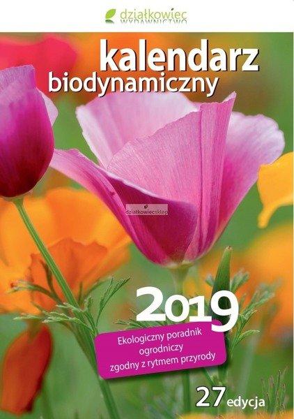 Kalendarz biodynamiczny 2019 r.