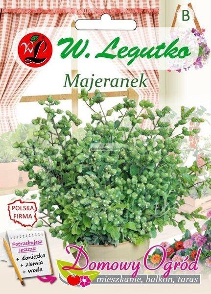 Majeranek (0,5 g) - Domowy Ogród