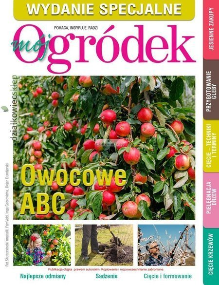 Owocowe ABC ebook