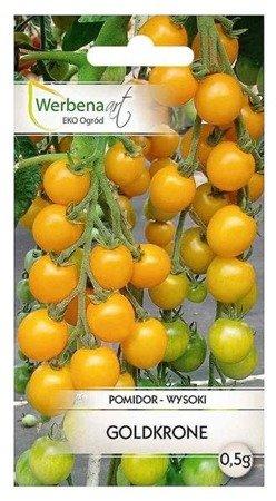 Pomidor wysoki Goldkrone (Lycopersicon esculentum Mill) 0,5g