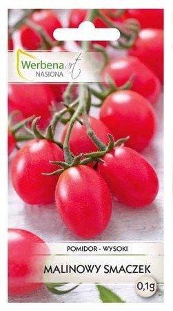 Pomidor wysoki Malinowy Smaczek - 0,1 g